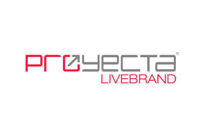 proyecta live brand